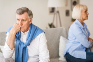 The Rise in After Retirement Divorce