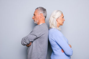 older people and divorce