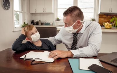 Tips for Co-Parenting During the Pandemic