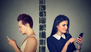 Divorce Proceedings; The Impact of Email, Texts and Social Media
